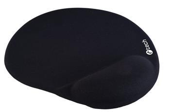 C-TECH podložka pod myš MPG-03, černá, 240x220mm, gelová