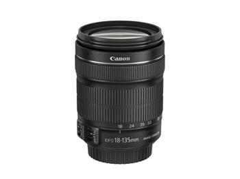 Canon EF-S 18-135mm f / 3.5-5.6 IS STM White box