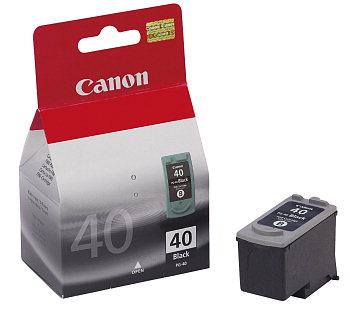 Canon ink. náplň PG-40 černá pro iP1600/iP2200