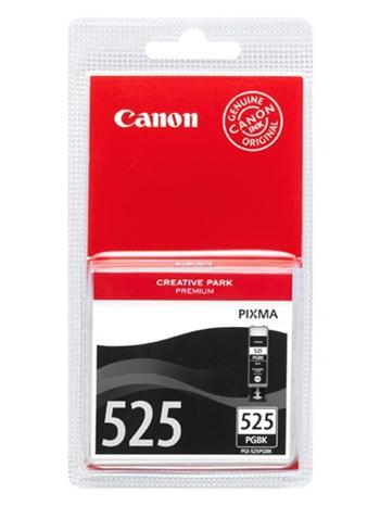 Canon ink. náplň PGI-525Bk černá