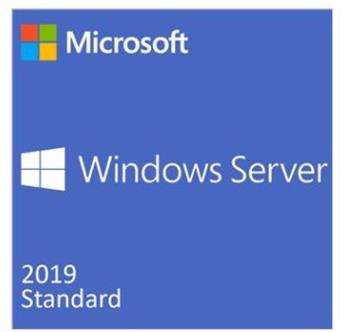 DELL MS Windows Server 2019 Standard DOEM ENG, 0 CAL, max 16 core, 2VMs