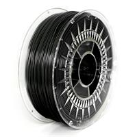 Filament DEVIL DESIGN / PLA / BLACK / 1,75 mm / 2 kg