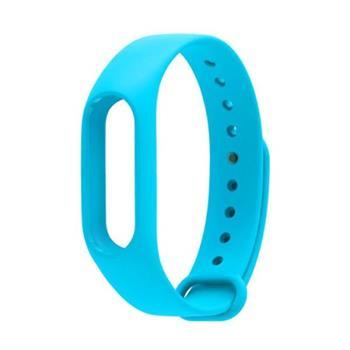 Fitness náramek XIAOMI MIBAND 2 blue - náhradní náramek