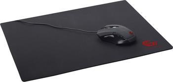 Gembird herní podložka myši, černá, velikost S 200x250mm