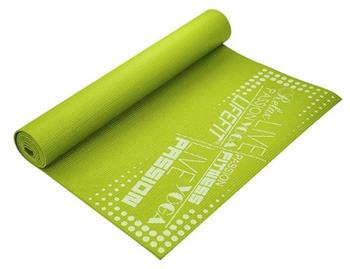 Gymnastická podložka LIFEFIT SLIMFIT, 173x61x0,4cm, světle zelená