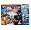 Hasbro - Monopoly junior Electronic Banking
