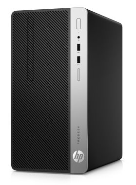 HP ProDesk 400 G6 MT i5-9500 / 8 / 256 / DVD / W10P / 7EL75EA
