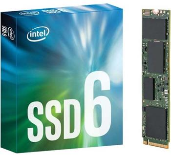 Intel® SSD 660p Series (512GB, M.2 80mm PCIe 3.0 x4, 3D2, QLC) Retail Box Single Pack