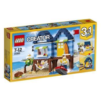 LEGO Creator - Dovolená na pláži 31063
