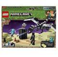 LEGO Minecraft - Souboj ve světě End 21151