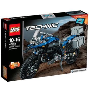 LEGO Technic - BMW R 1200 GS Adventure 42063