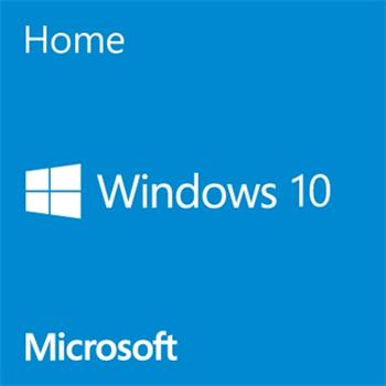 Microsoft Windows 10 Home, CZ 64bit OEM