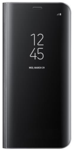 Samsung EF-ZG950CB Flip Clear View Galaxy S8,Black
