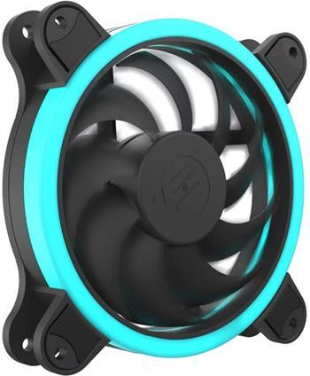 SilentiumPC ventilátor Sigma HP Corona RGB 120 / 120mm fan / RGB LED / ultratichý