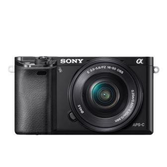 Sony ILCE-6000 Alfa + 16-50mm, black