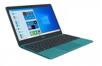 """UMAX VisionBook 13Wr/ 13,3"""" IPS/ 1920x1080/ N4020/ 4GB/ 64GB Flash/ mini HDMI/ USB 3.0/ USB-C/ W10 Pro/ tyrkys"""