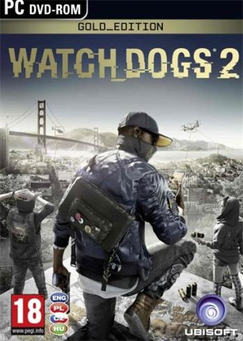Watch_Dogs 2 Gold edice