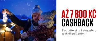 Zachyťte zimní atmosféru technikou Canon!